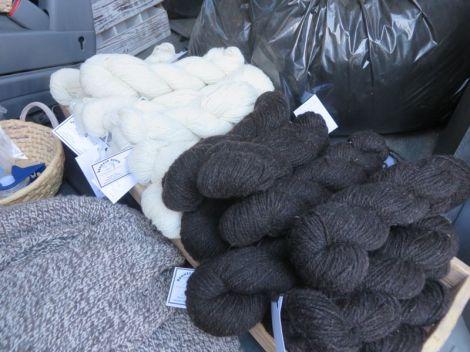 yarn going home